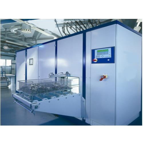 单工位真空碳氢清洗设备